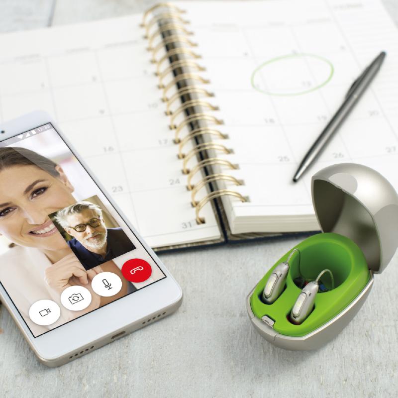 Réforme 100% santé : un appareil auditif totalement pris en charge en 2021
